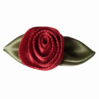 Ribbon Roses Large Red 250