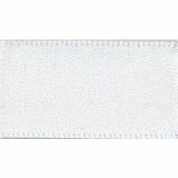 Ribbon Satin 10mm 1 White