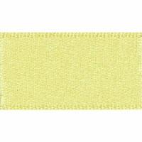 Ribbon Satin 25mm 5 Lemon