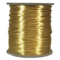 Rattail 3mm Gold per Meter