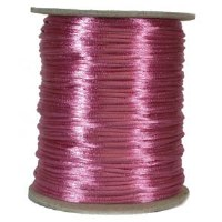 Rattail 3mm Shocking Pink p/M
