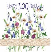 Alex Clark Sparkle 100th birth