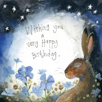 Alex Clark Starlight Hare