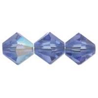 Swarovski 5mm Crystal Saph AB