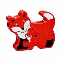 LK Jigsaw Fox & Cub