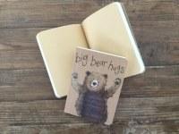 Alex Clark Notebook Big Bear H