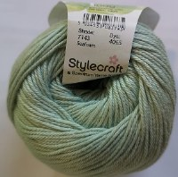 Stylecraft Nat B+C 7143 Seafoa