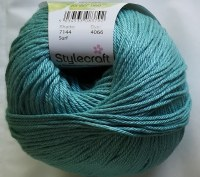 Stylecraft Nat B+C 7144 Surf