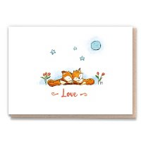1 Tree Love Fox