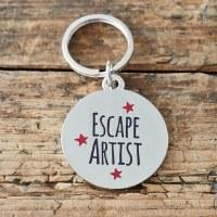 Dog Tag Escape Artist