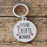 Dog Tag Future Crufts Winner!