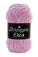 Scheepjes Eliza 207 Cerise