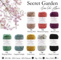 Scheepjes Secret Garden 731