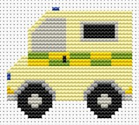 Fat Cat Sew Simple Ambulance