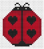 Fat Cat Sew Simple Ladybird