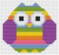 Fat Cat Sew Simple Owl