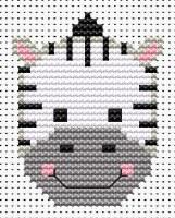 Fat Cat Sew Simple Zebra