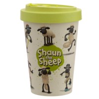 Bamboo Travel Cup Shaun the S