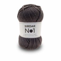 Sirdar No 1 235 Charcoal