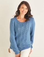 Sirdar 10093 Sweater Cotton dk