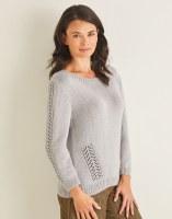Sirdar 10095 Sweater Cotton dk