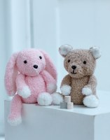 Sirdar 2521 Bunny and Bear