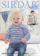 Sirdar 4778 Sweaters in chunky