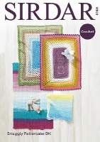 Sirdar 5189 Blankets Pattercak