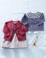 Sirdar 5291 Cardi Sweater dk