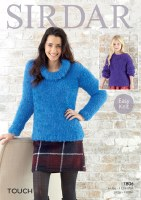 Sirdar 7806 Sweaters in Touch