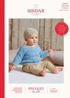 Sirdar 5256 Sweater and Hat