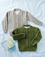 Sirdar 2505 Sweaters S'soft Ar