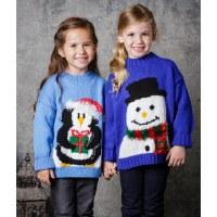 Stylecraft 9309 Christmas Jump