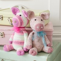 Stylecraft 9353 Squiggly Pigs