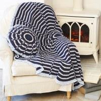 Stylecraft 9400 Cushion & Thro