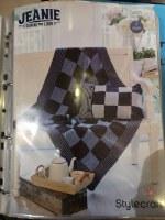 Stylecraft 9401 Blanket/Cushio
