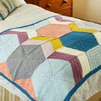 Stylecraft 9449 Blanket in dk