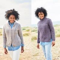 Stylecraft 9812 Sweater Jacket