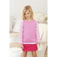 Stylecraft 9135 Girls Sweaters