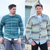 Stylecraft 9573 Sweaters Herit