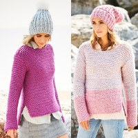 Stylecraft 9592 Sweaters in XL