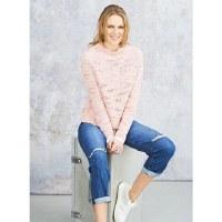 Stylecraft 9627 Crochet Jumper