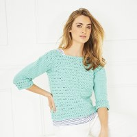 Stylecraft 9645 Sweater/w'coat
