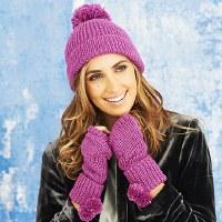 Stylecraft 9647 Hats, Gloves A