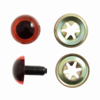 Safety Eyes 7.5mm Amber Trimit