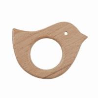 Craft Ring: Wooden Bird