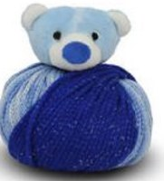DMC Top This Hat Kit Blue Tedd