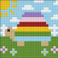 Pixel Kit Tortoise