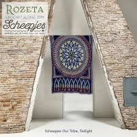 Scheepjes Rozeta Our Tribe Twi