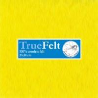 TrueFelt 20x30cm 502 Yellow